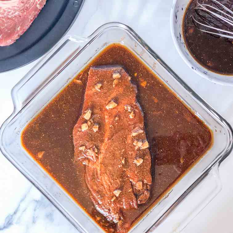 Savory Steak Marinade