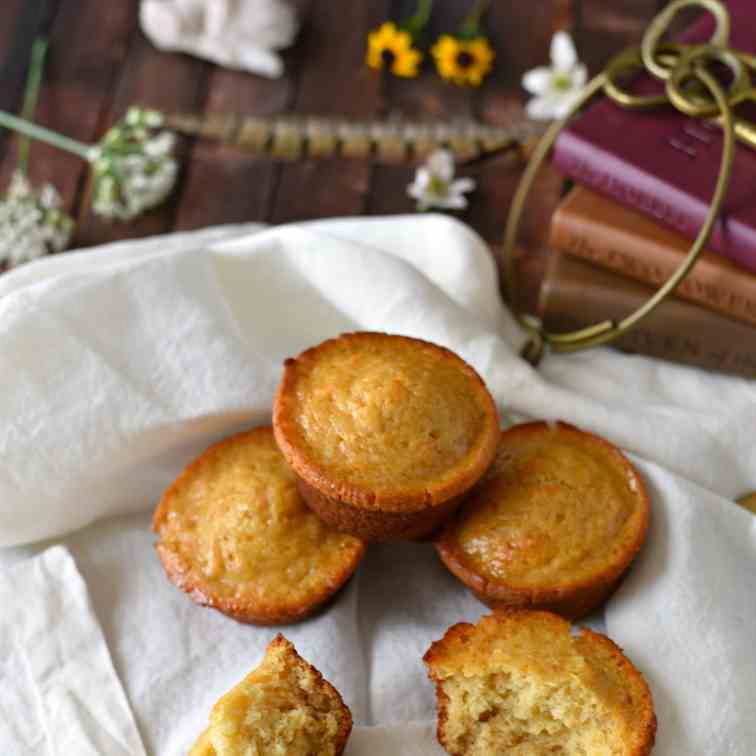 Twice Baked Honey Cakes