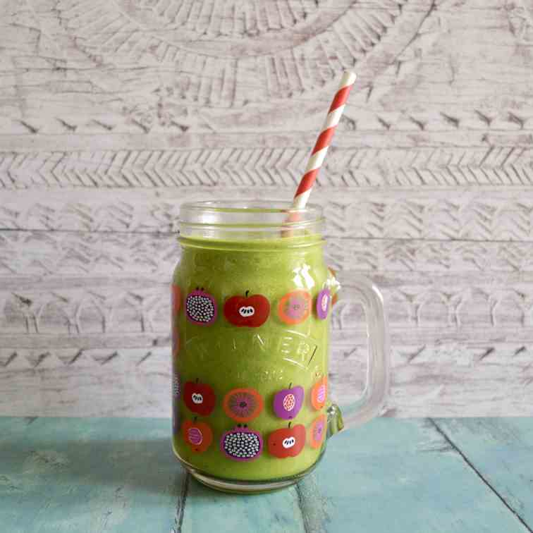 apple - Kiwi Smoothie