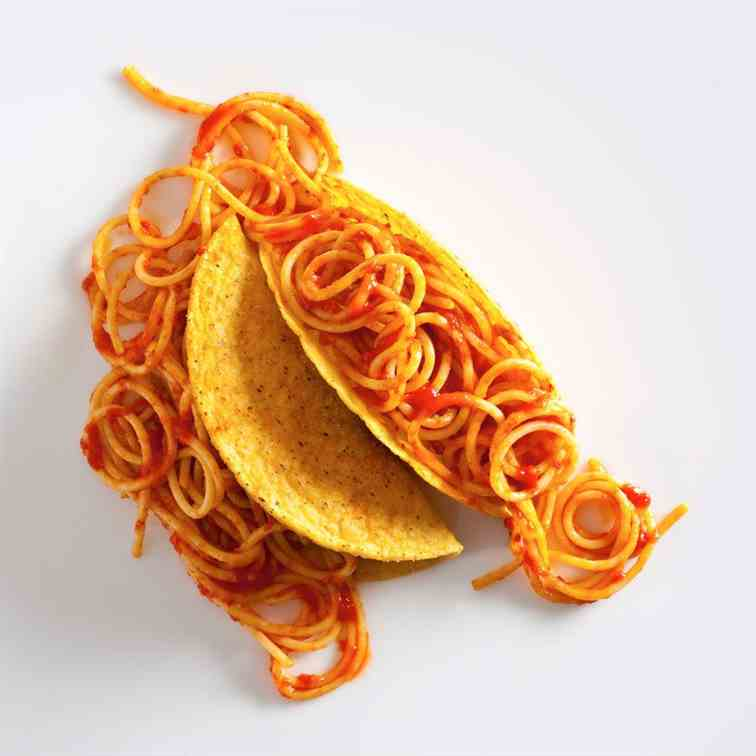 Icarly Spaghetti Tacos Recipe