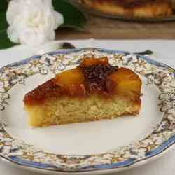 Caramelized Pineapple Upside-Cake