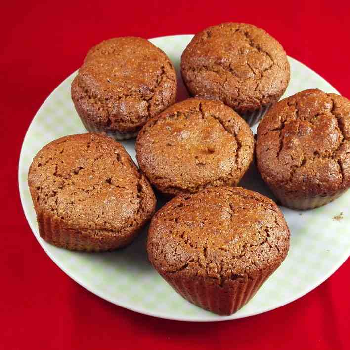 Delicious Paleo Chocolate Muffins
