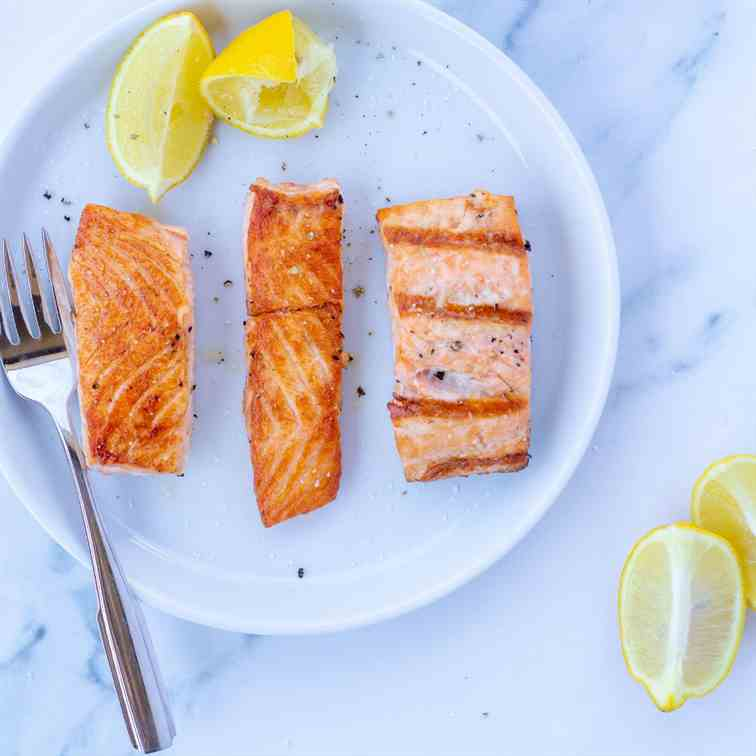How To Cook Salmon - 3 Easy Ways