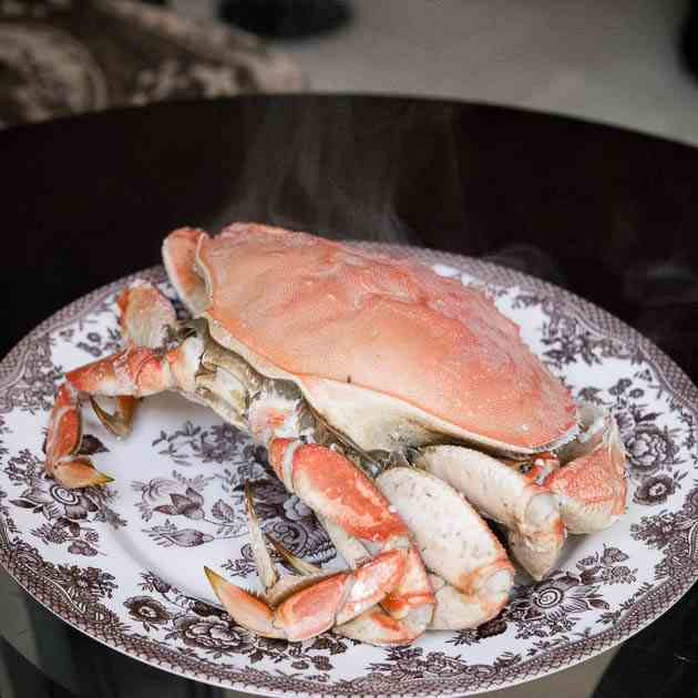How To Boil Dungeness Crab