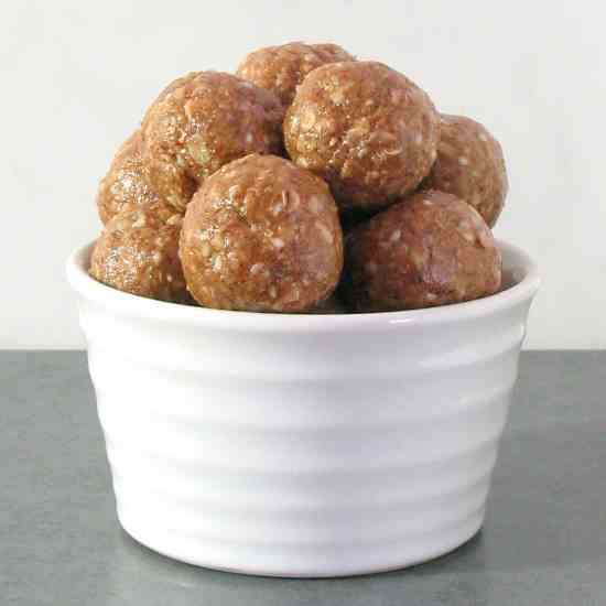 Coffee and Walnut Energy Bites