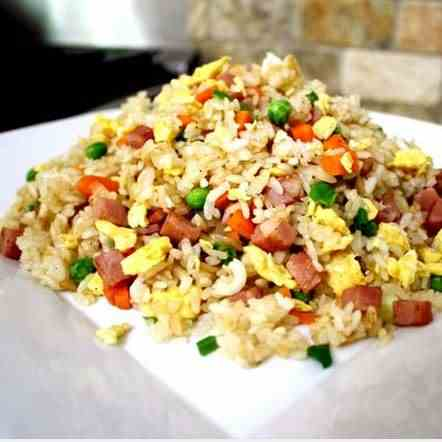 CHINESE BANQUET FRIED RICE