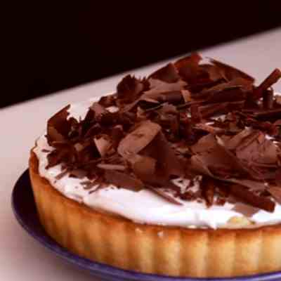 Sweet Treat- Eggless Banoffee Pie