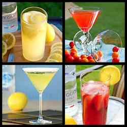 Spring Cocktail Roundup