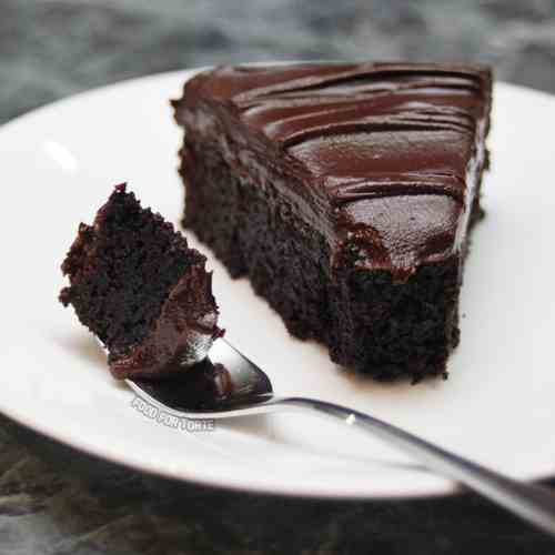 The Perfect Chocolate Mud Cake