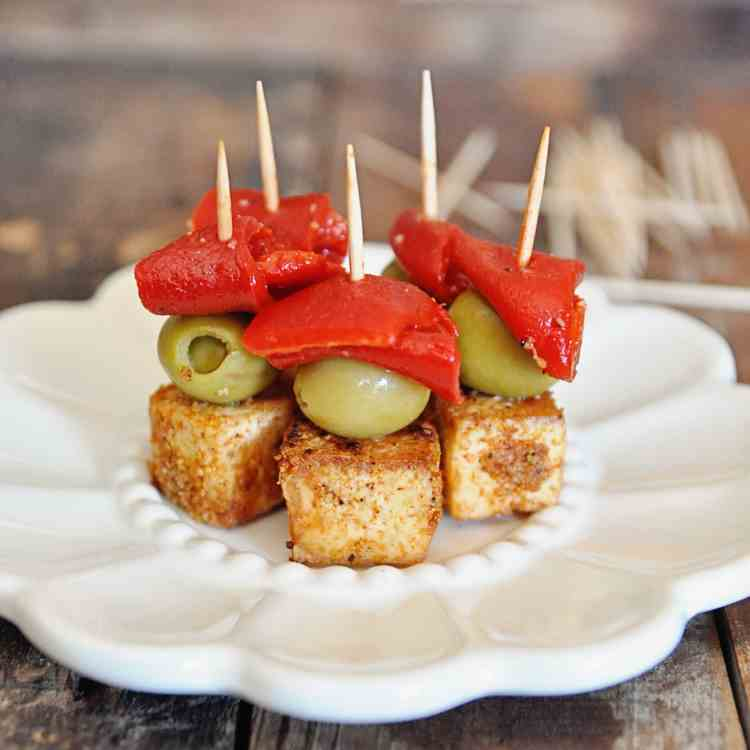 4 Spanish VEGAN Tapas YOU HAVE TO MAKE