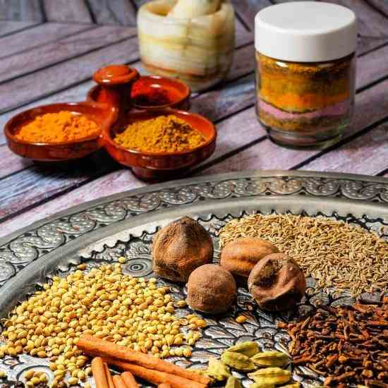 Advieh (Persian Spice Mix)