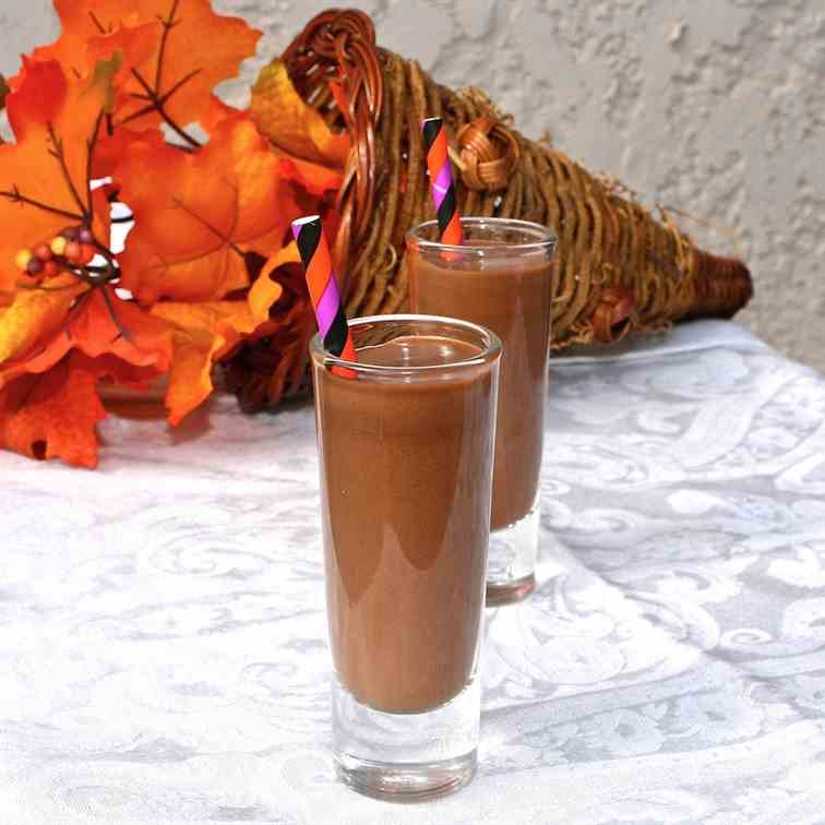 Pumpkin Spice Paleo Sipping Cocoa