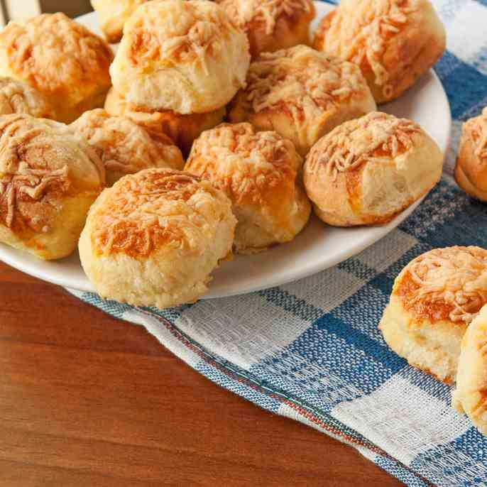 Budget Friendly Airfryer Mini Cheese Scone