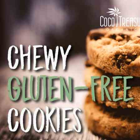 Chewy Gluten-Free Cookies