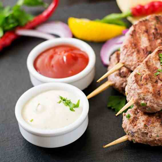 Airfryer Turkish Cheese - Leek Koftas