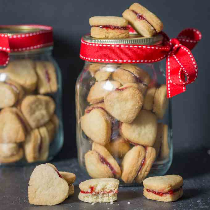 Easy Valentine Cookies