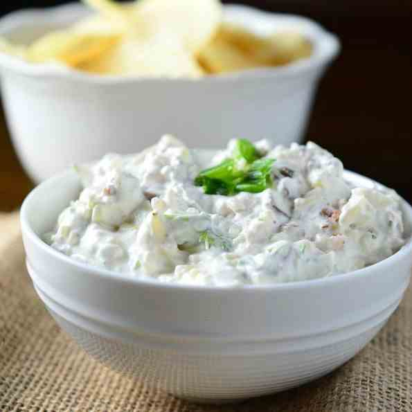 Pepper Jack Bacon Ranch Dip