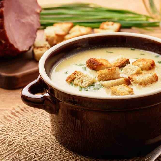 Soup Maker Turkey - Ham Cream Soup