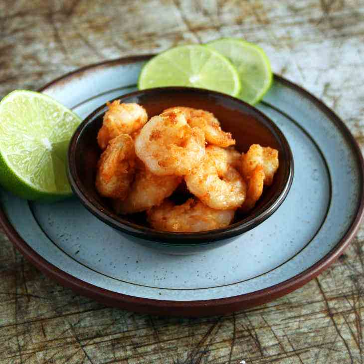 AIP Coconut Lime Shrimp Recipe