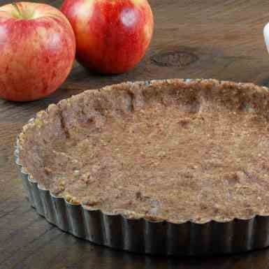 Coconut Flour - Pecan Pie Crust