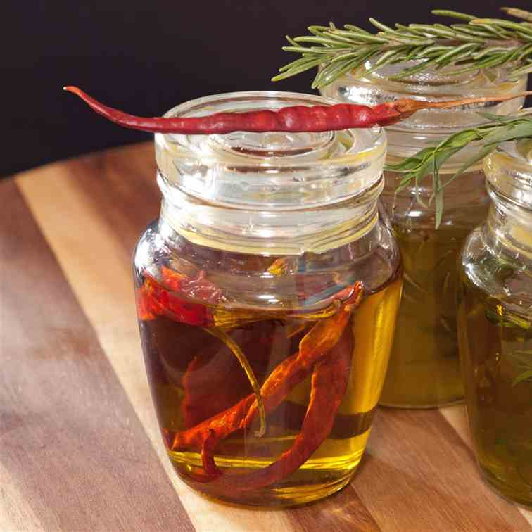 Infused Olive Oil Trio