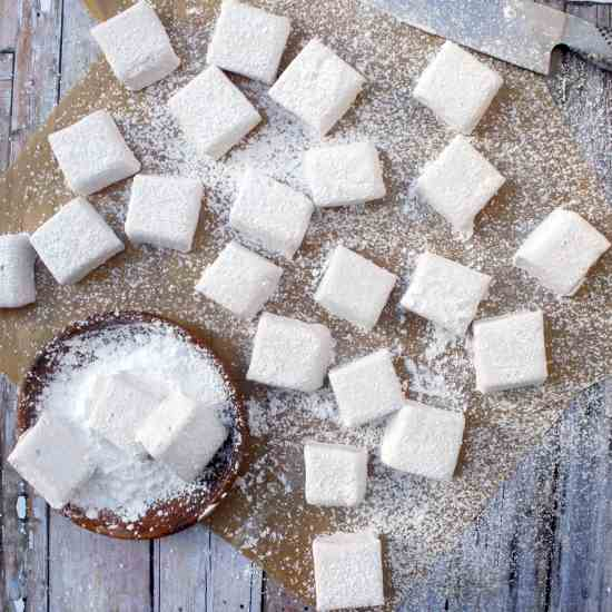Chambord Marshmallows