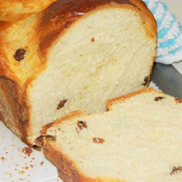 Sweet Bread-Transylvanian Easter Recipe