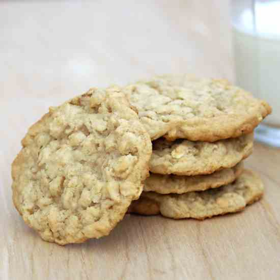 Florida Sun Oatmeal Cookies