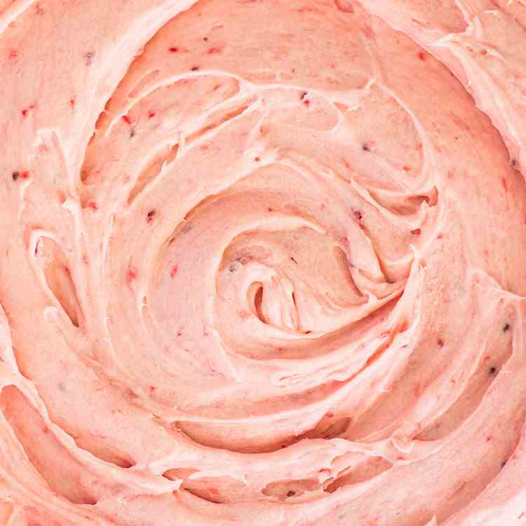 Small-batch Strawberry Frosting