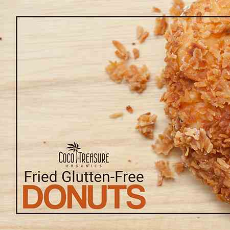 Fried Gluten-Free Donuts