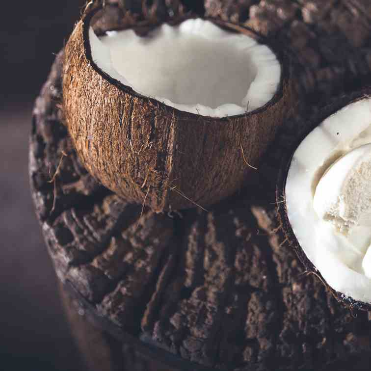 Gluten Free Thai Coconut Ice Cream Recipe