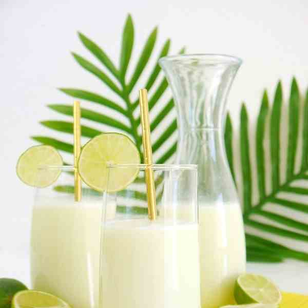 Brazilian Lime Lemonade Recipe