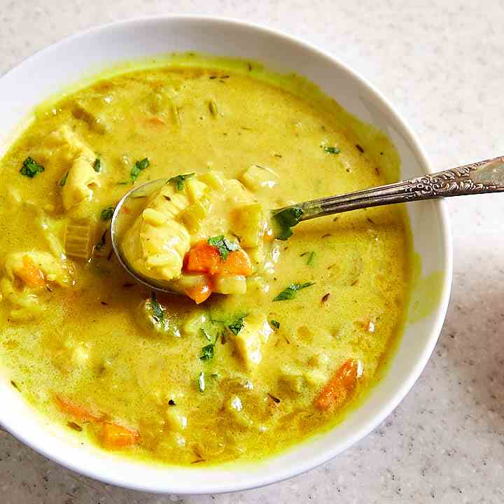 The Best Mulligatawny Soup Recipe