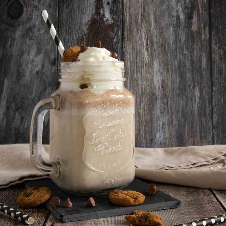 Choc Chip Cookie Shake