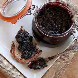 Bluberry Ginger Jam