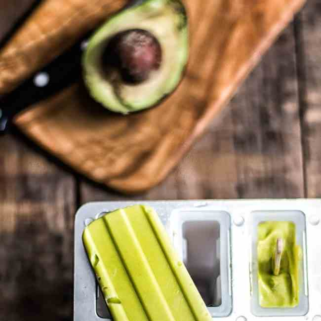 Avocado Pops