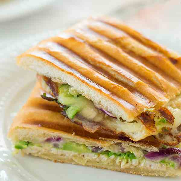 Chipotle Turkey Panini