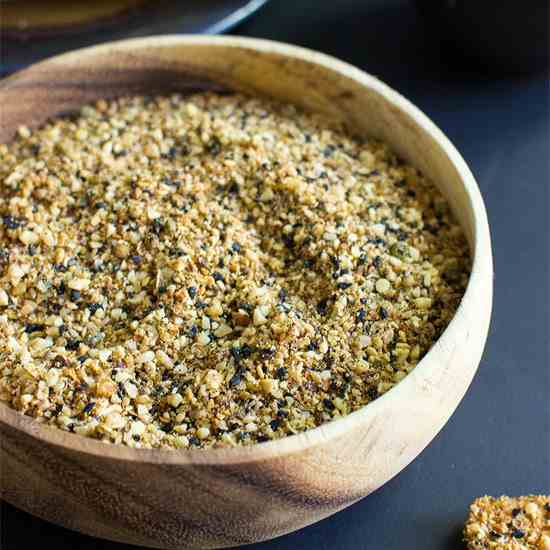 How to Make Authentic Dukkah in Four Easy