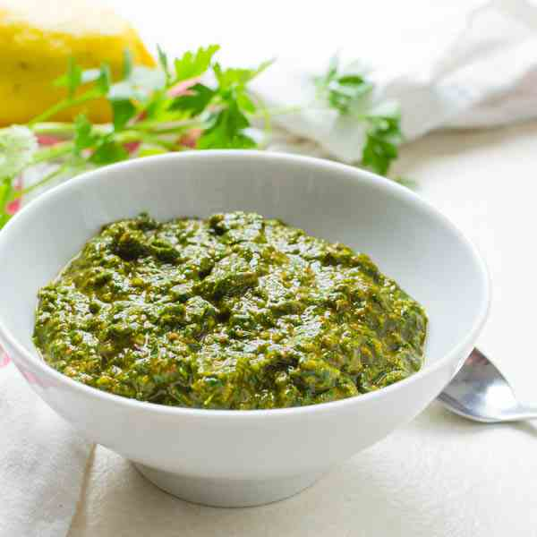 Chermoula Recipe  - 2 Ways