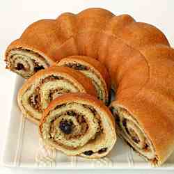 Potica (Slovenian Nut Roll) for Easter