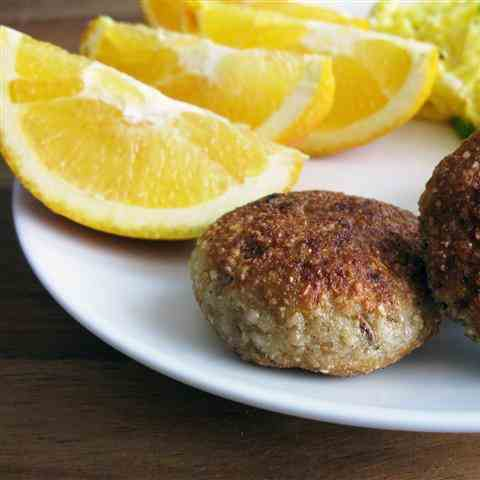 Vegetarian Sausage Patties