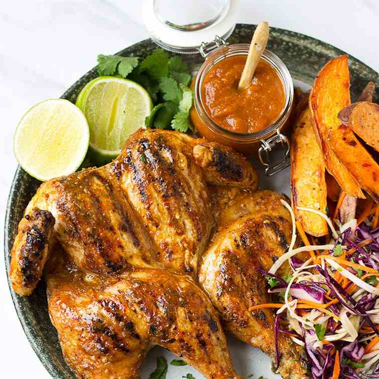 Thai Piri Piri Chicken