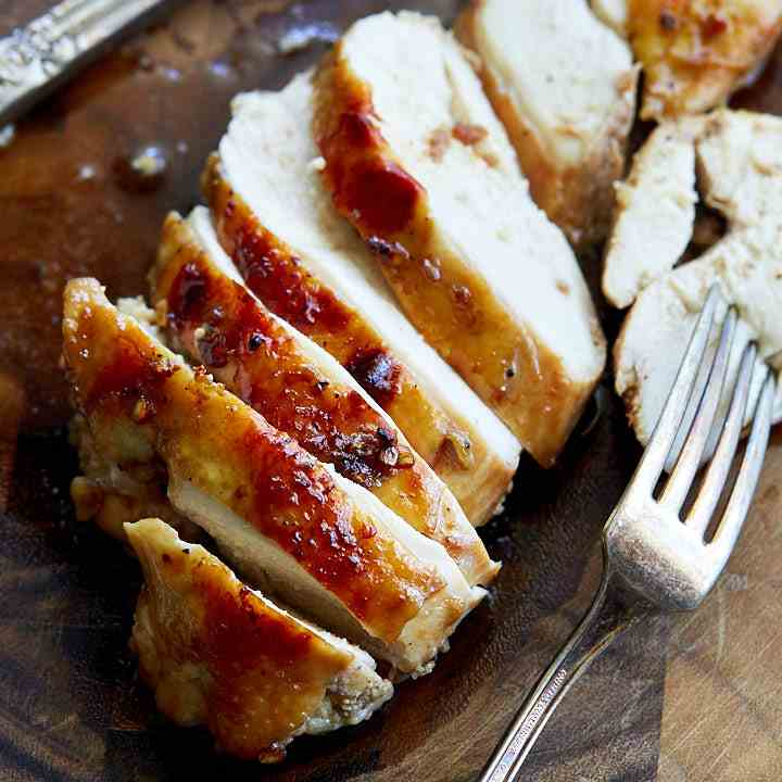 Asian Delight Marinated Chicken Breast