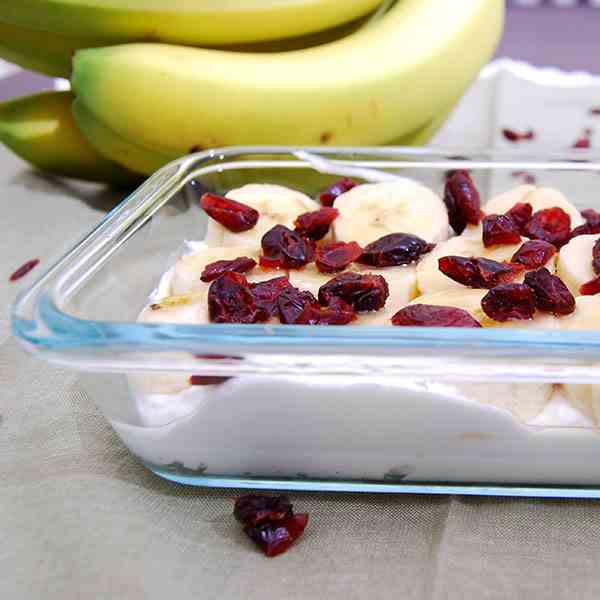 Banana Yogurt Mix