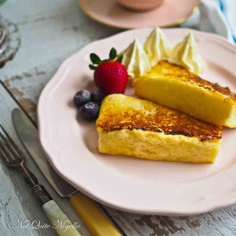 Cafe Aaliya Copycat French Toast