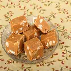 Nutty Butterscotch Fudge
