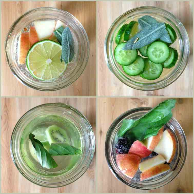 Simply Infused Water