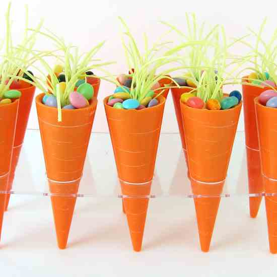 Carrot Candy Cups