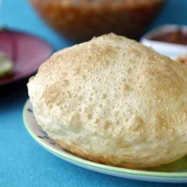 Bhature Recipe