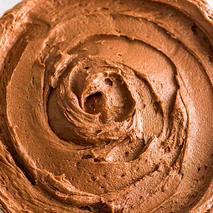 Small-batch Chocolate Frosting